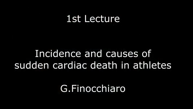 Incidence and causes of sudden cardiac death in athletes. G. Finocchiaro